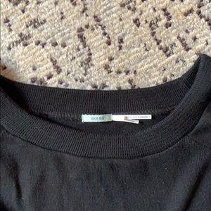 Kimchi Blue Sweaters - Kimchi Blue acrylic puffy sleeve crew neck sweater